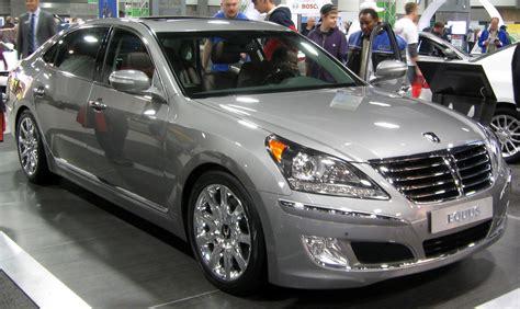 2011 Hyundai Equus Photos, Informations, Articles