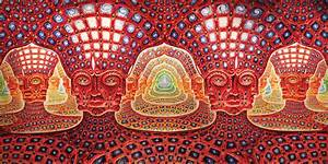 Alex Grey | Liberation Upon Seeing