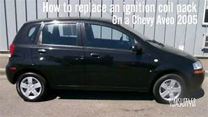 How To Replace An Ignition Coil Pack Chevy Aveo 05  U2013 Car