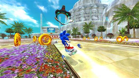 sonic  riders sega
