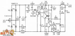 3 6w Mobile Phone Battery Charger Circuit Diagram