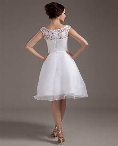 20 cool short wedding dresses magment With short white lace wedding dress