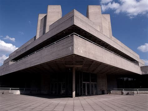Brutalism's Message May Be Lost As It Gets A Revival