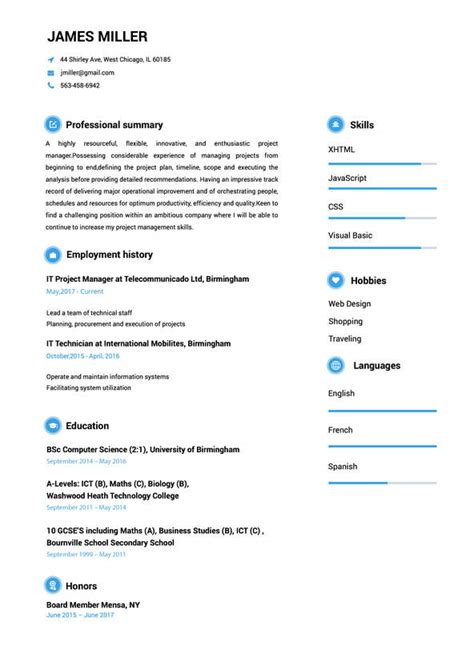 Resume Builder India by Resume Builder Create A Resume In 5 Minutes