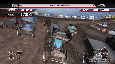 world  outlaws sprint cars review  xbox