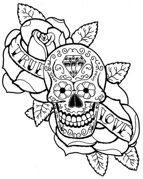 Cats like us | Skull coloring pages, Butterfly coloring
