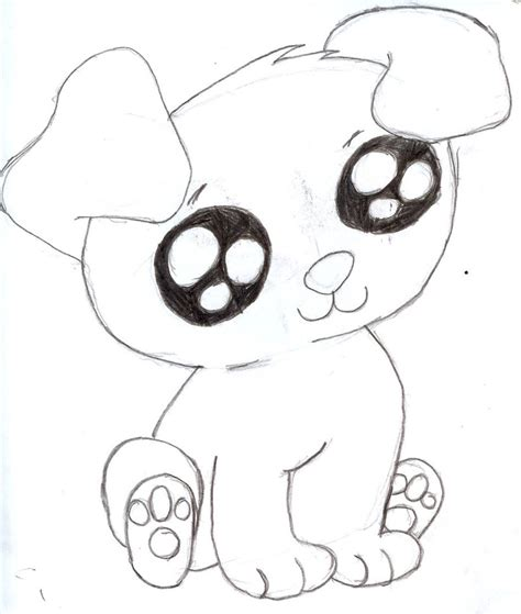 draw  cute puppy face puppies pictures litle pups