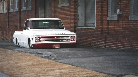 slammed cars iphone wallpaper chevrolet truck slammed classic car classic c 10 hd