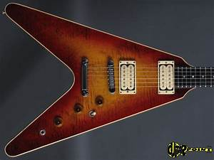 1982 Gibson Flying V  U0026quot The V U0026quot  Cmt