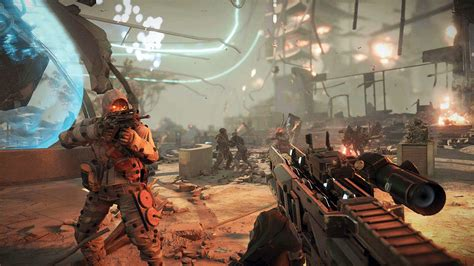 Stunning New Killzone Shadow Fall Screens Show Character