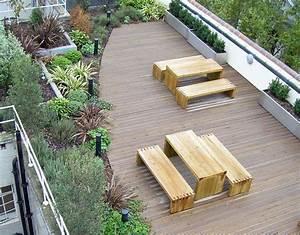 Sonnenrollo Für Terrasse : nutzen sie ihr flachdach terrasse balkon alwitra ~ Frokenaadalensverden.com Haus und Dekorationen