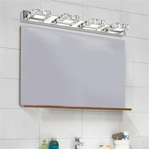Led Bathroom Lighting Fixtures by Led Mirror Light Bathroom Toilet Waterproof Home