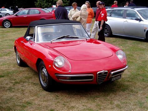 Alfa Romeo 1969 by 1969 Alfa Romeo Spider Photos Informations Articles