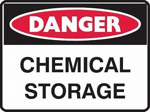 Chemical Danger Sign