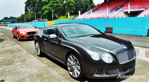 Gambar Mobil Bentley Continental by Bentley Continental Gt V8 S And W12 Indonesia