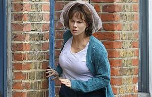 Kate Beckinsale gets back to work filming drama Farming