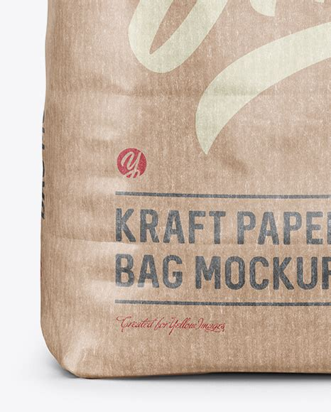 Free psd mockup, photoshop templates, psd gui, psd icons, free web graphics, text effects for your web and graphic, new collection of psd graphics for designer include vector graphics, website templates, flat icons, free psd files and ui design elements. 3 kg Kraft Paper Bag Mockup - Front View in Bag & Sack ...