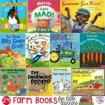 home pocket of preschool 537 | Farm Books Cover Edited 340x340