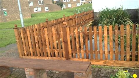 bespoke picket fence panels youtube