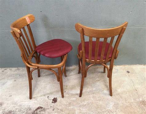 chaise bistrot baumann ensemble 8 chaises bistrot style baumann