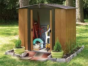 Abri De Jardin 3m2 : abri de jardin arrow wl65 2 5 m2 ~ Dode.kayakingforconservation.com Idées de Décoration