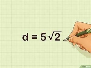 Diagonale Dreieck Berechnen : die diagonale eines quadrats berechnen wikihow ~ Themetempest.com Abrechnung