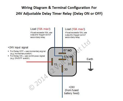 Vdc Relay Diagram Wiring