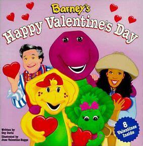 barneys happy valentines day barney wiki fandom