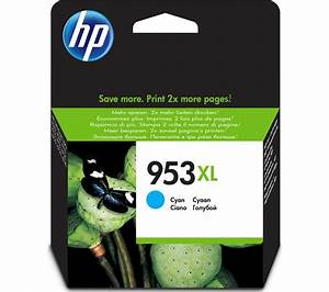 Hp 953xl Cyan Ink Cartridge Deals