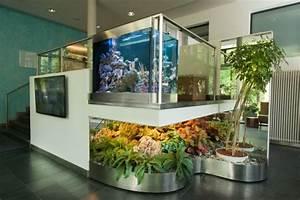 Aquarium Als Raumteiler : referenzen ~ Michelbontemps.com Haus und Dekorationen