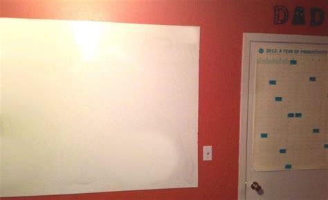 Shower Board Whiteboard - shower board from lowe s as a cheaper alternative to