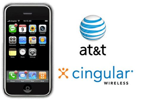 at t free iphone at t replaces cingular brand braces for iphones techgadgets