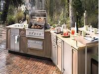 magnificent rustic outdoor kitchen ideas Magnificent Rustic Outdoor Kitchen Ideas - Home Design #1036