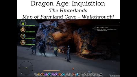 dragon age inquisition  hinterlands map  farmland