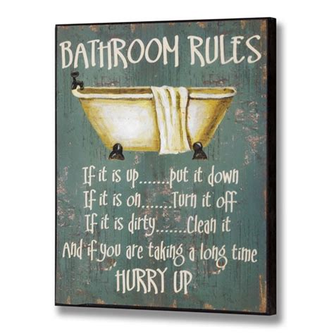 craziest collection   funny bathroom signs youve