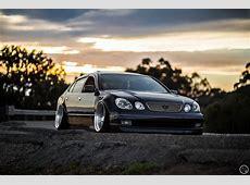 Bagged Lexus GS StanceNation™ Form > Function