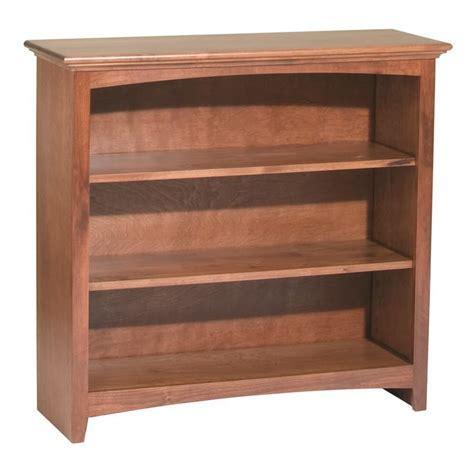 """Whittier Wood McKenzie Bookcase Collection   36"""" Wide"""