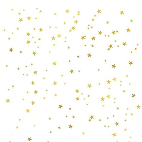 gold stars wall decal  decals stars pattern diy wall