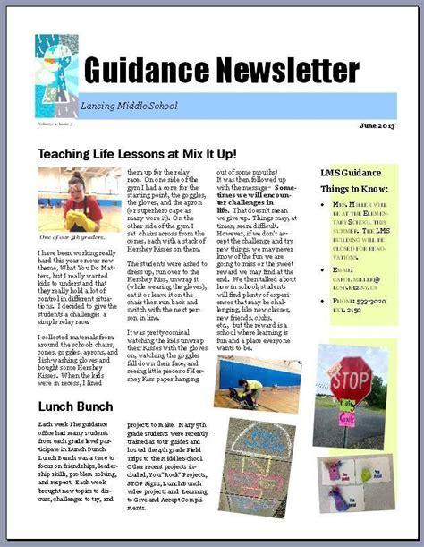 ideas  school newsletters  pinterest
