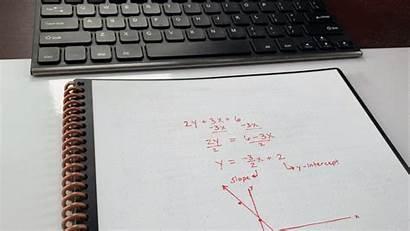 Rocketbook Notebook Medium Tips Titles Teachers Recap