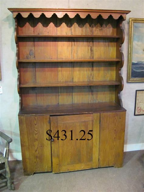 Pewter Cupboard by Hap Antiques Auctions