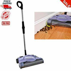 Cordless Sweeper Vacuum Hardwood Floors Bare Floor Carpet