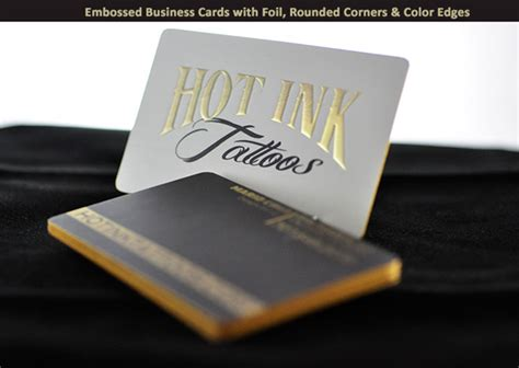 Embossed Business Cards Toronto Mississauga Oakville Business Card Envelopes Canada Holders Metal Etiquette Do's And Don'ts Explain Visiting Design In Photoshop Telugu Wall Mounted Acrylic Display Plastic Holder For Desk The Netherlands