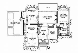 Luxury, House, Plan, First, Floor, Plans, More