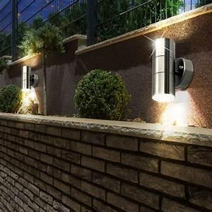 Up And Down Lampen Aussen : 2er set led au en leuchten fassaden wand strahler up down ~ Whattoseeinmadrid.com Haus und Dekorationen