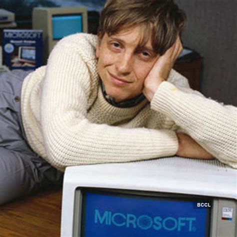 Microsoft co-founder, Bill Gates is too a college dropout ...