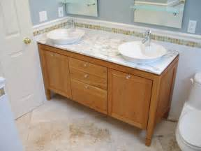 Remodel Bathroom Double Vanity