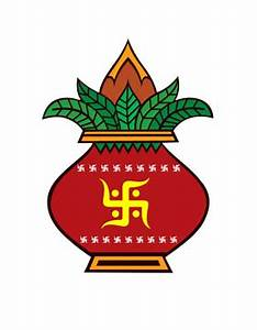 Colour Image Of Indian Marriage Symbol Clipart Download ...