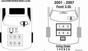 05 Ford Taurus Firing Order