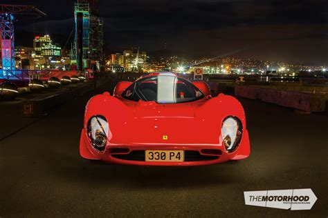 330 P4 Rcr by New Zealand S Own Remarkable 330 P4 Replica The